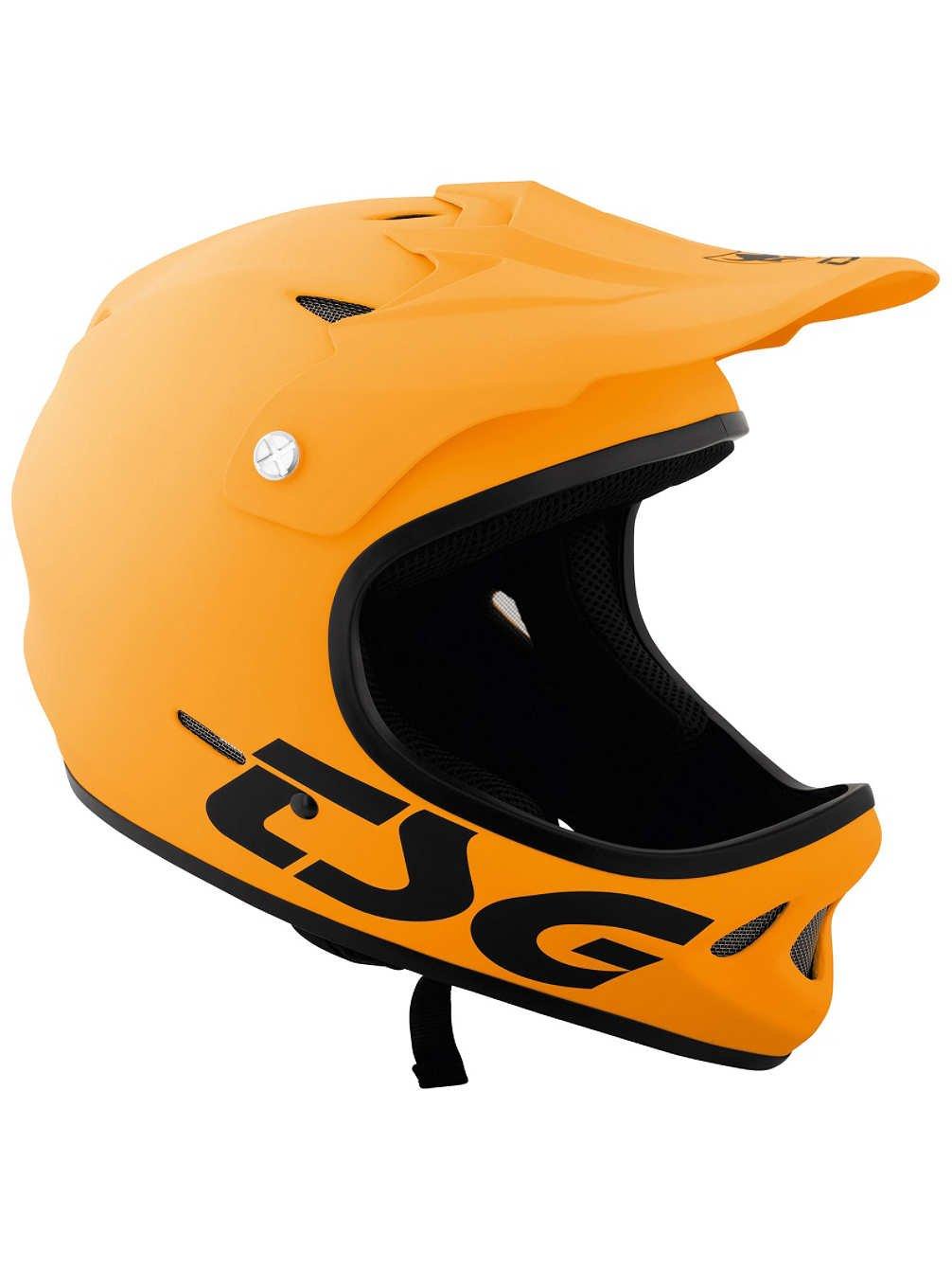 TSG Helm Staten Solid Farbe Orange