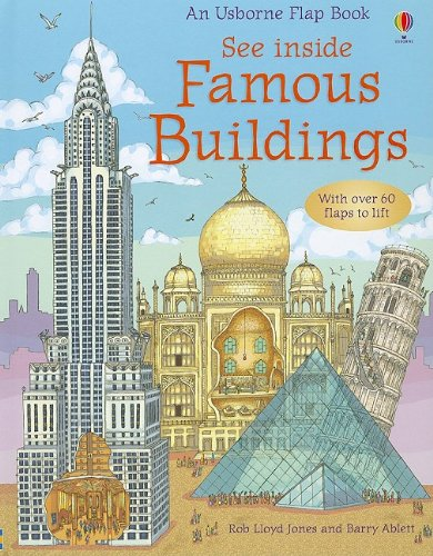 See Inside Famous Buildings (See Inside Board Books)