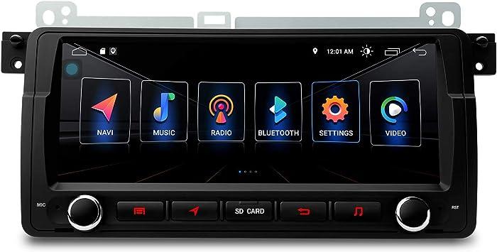 Xtrons 8 8 Android 10 0 Autoradio Mit Touchscreen Quad Elektronik