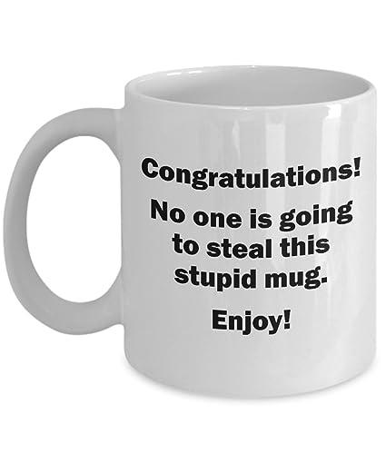 Amazon.com: White Elephant Yankee Swap Funny Gift Mug Sarcastic ...