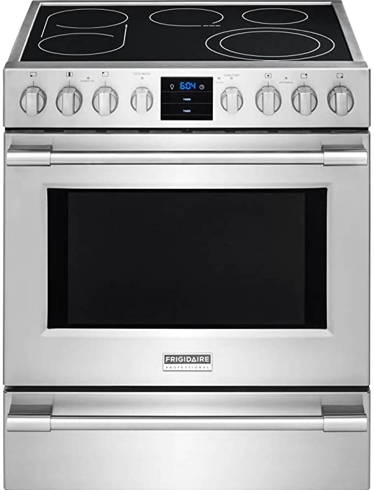 FPEH3077RF | Frigidaire Professional Electric Range - Stainless Steel