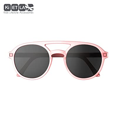 Ki ET LA La Piloto T6 Gafas de Sol, Rosa, 5 Unisex bebé ...
