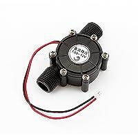Cafopgrill Generador Micro-hidráulico Generador 10W Micro-hidro Mini Turbina