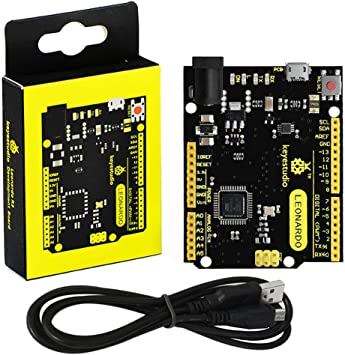 Amazon.com: keyestudio placa microcontroladora para Arduino ...