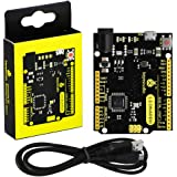 KEYESTUDIO Leonardo R3 Board with USB Cable for Arduino Projects