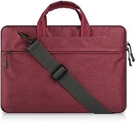 00d56c1739 Sacs pour ordinateur portable GADIEMENSS Waterproof Laptop Shoulder  Briefcase Bag Portable Computer Case Handbag for Apple ...