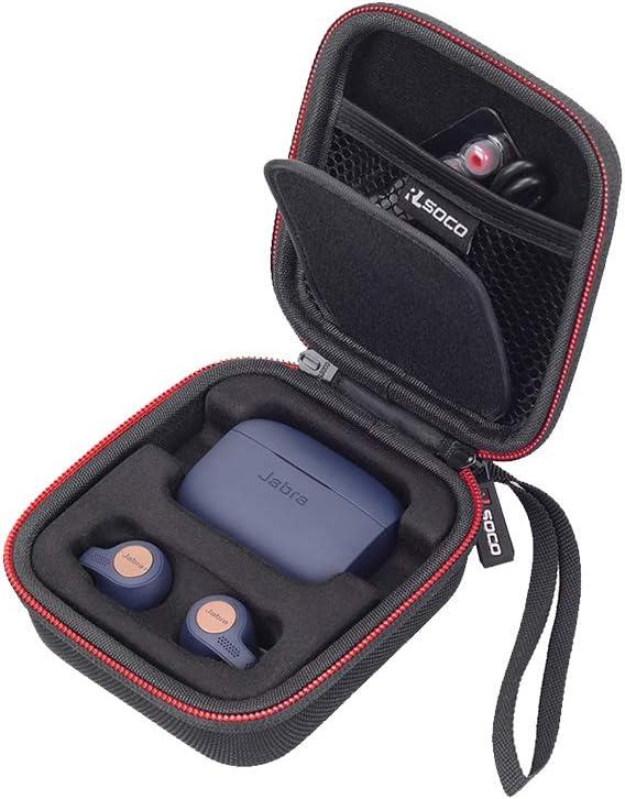 Amazon Com Rlsoco Case For Jabra Elite 75t Jabra Elite Active 75t Jabra Elite Active 65t Jabra Elite 65t Alexa Enabled True Wireless Sports Earbuds