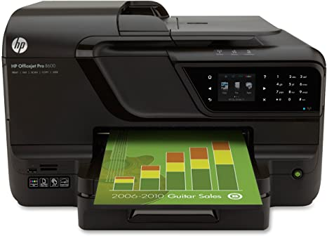 Amazon.com: HP Officejet Pro 8600 e-All-in-one ...