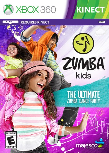 Zumba Kids - Xbox 360 (Connect Xbox Zumba)