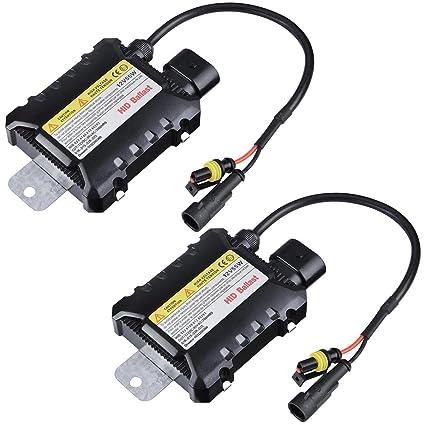 Beste Amazon.com: Yescom 12V 55W HID Ballast Replacement Universal for PR-26