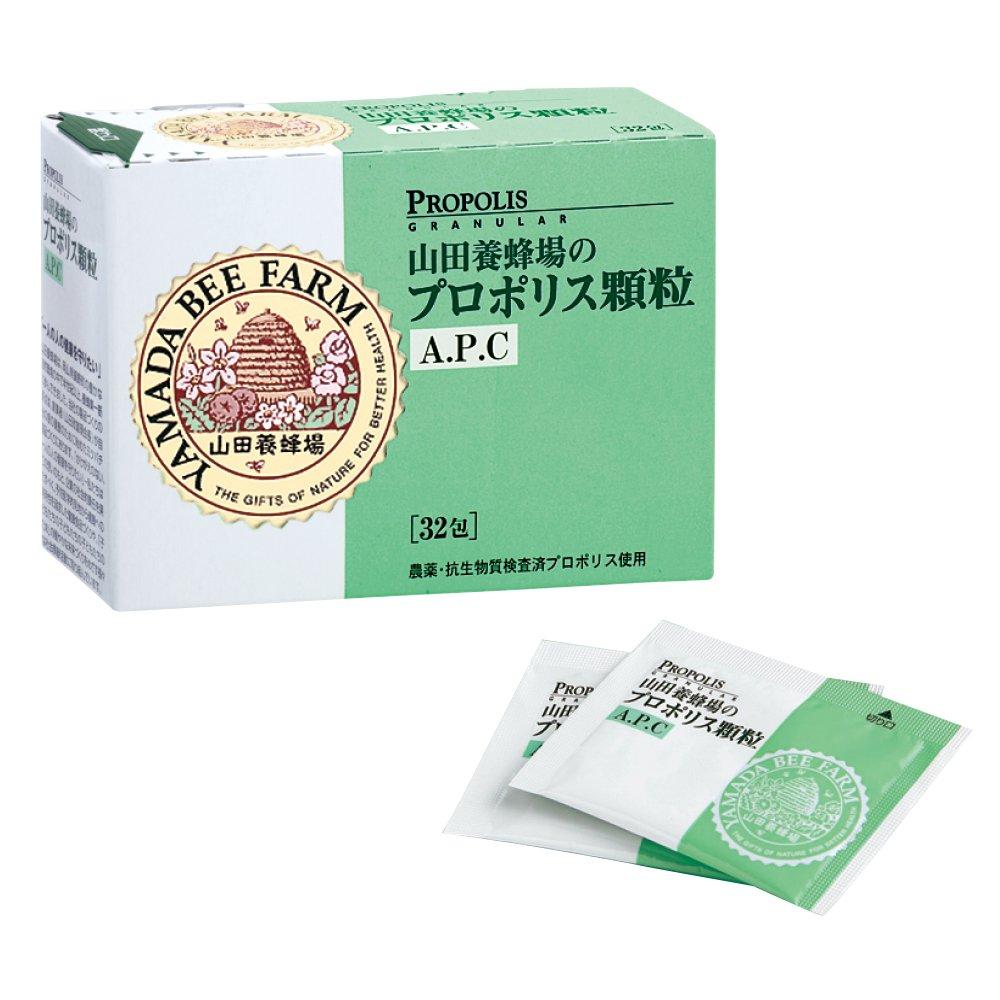 プロポリス顆粒A.P.C 1200mg×32包入/A.P.C. Propolis Powder <32 Pack> B00BCH3BLU