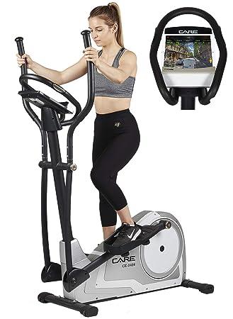 Bicicleta elíptica motorizada CE-5484 by CARE | 23 programas y ...