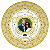 #2: H.R.H. Prince Harry and Meghan Markle Royal Wedding 19th May 2018 Commemorative Fine China 6