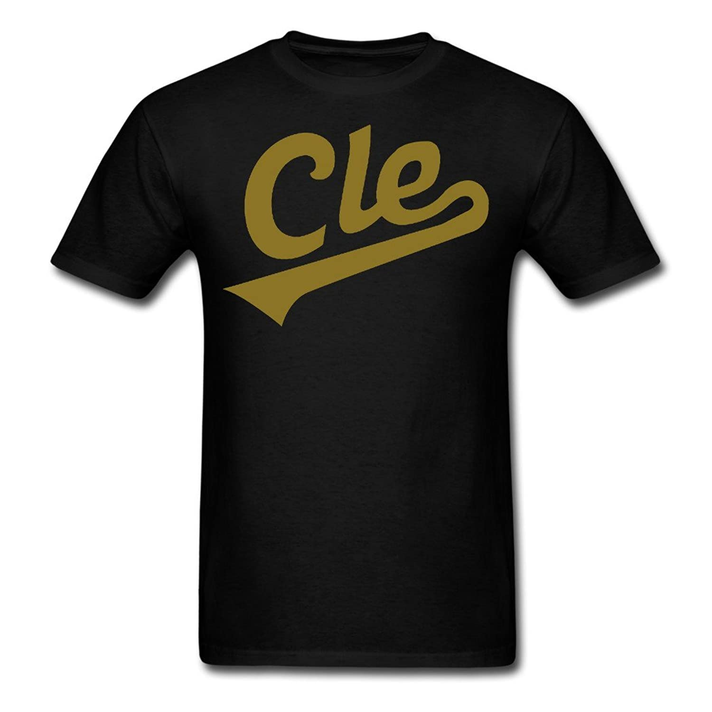 Michaner Walosde DNF Cle Cleveland Classic Men's Custom T-Shirts Black