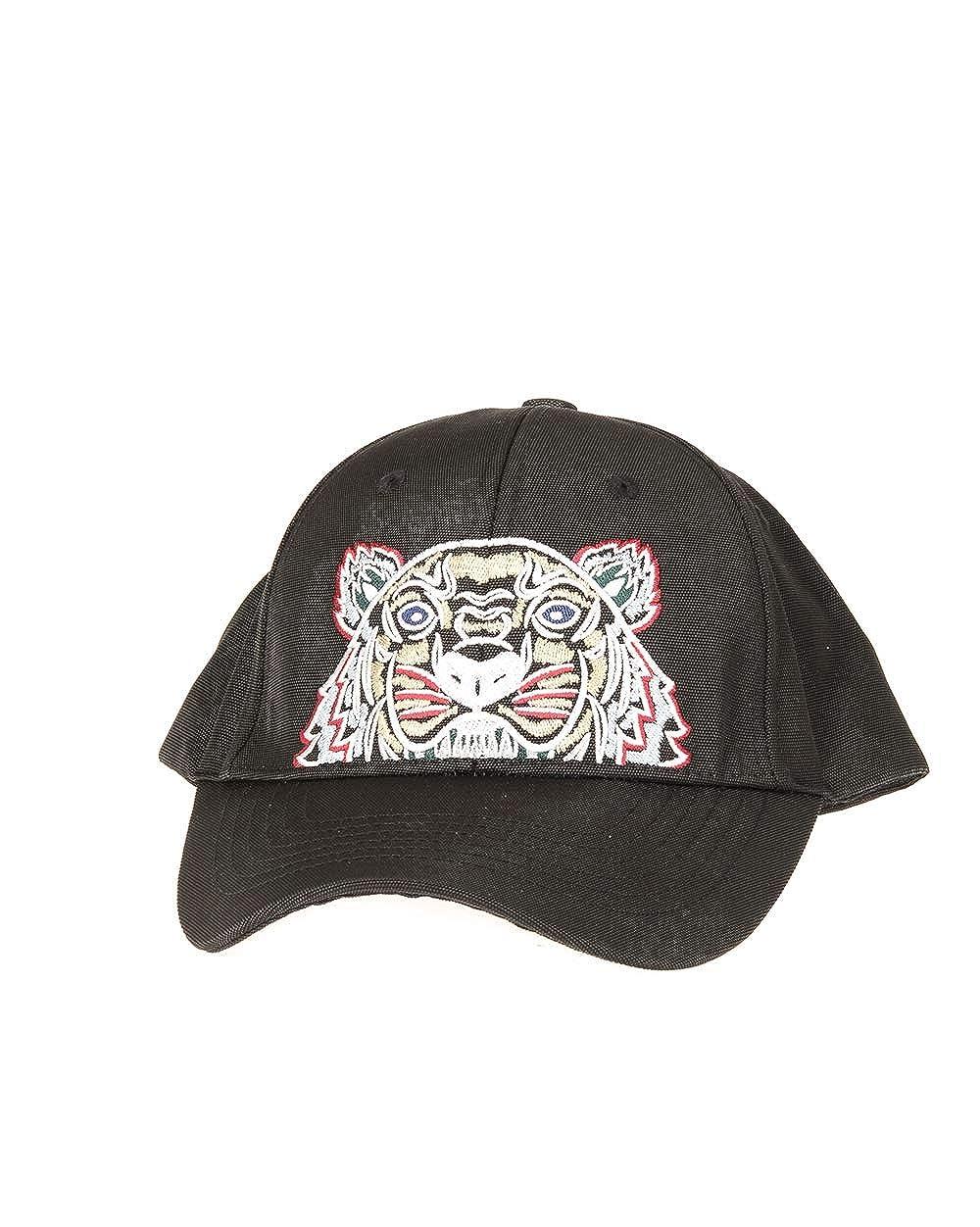 cc0e6ae3 Kenzo Mens Tiger Baseball Cap Black at Amazon Men's Clothing store
