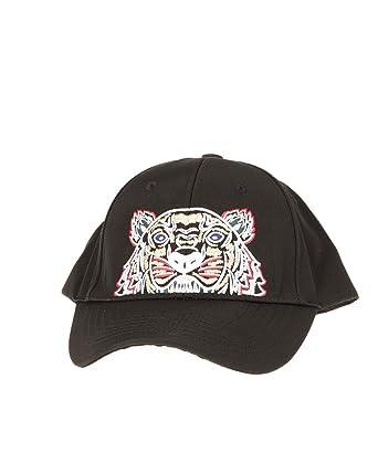 93de442b Kenzo Mens Tiger Baseball Cap O/S Black: Amazon.co.uk: Clothing