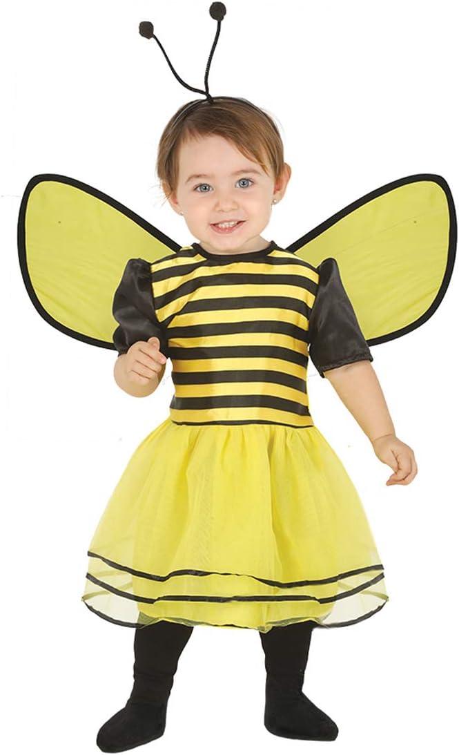 Dulce Disfraz de Abeja para niño pequeño / Amarillo-Negro 6 - 12 ...