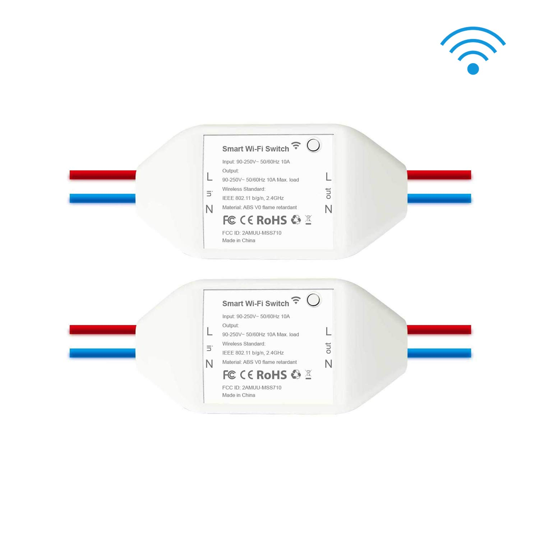 Interruttore Wi-Fi Universale Intelligente, Phifree
