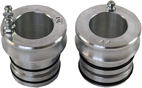Tepeng 44MM /& 40MM Front Rear Wheel Bearing Greaser Tools Compatible with Polaris Ranger 800 900 XP1000