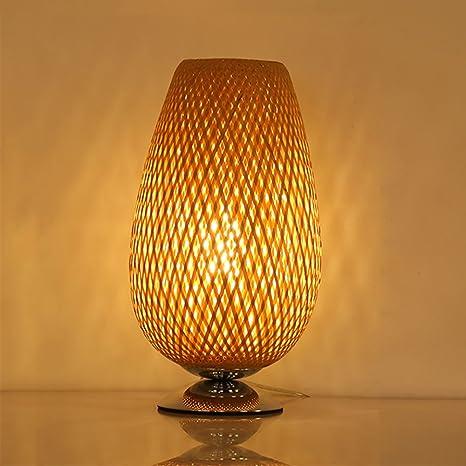 xlhld mesa lámpara E27 Moderna Fácil chinos IKEA Sureste Salón ...