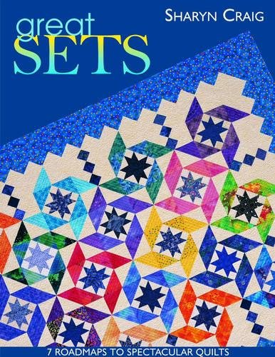 Great Sets: 7 Roadmaps to Spectacular Quilts (Nevada Comforter Set)