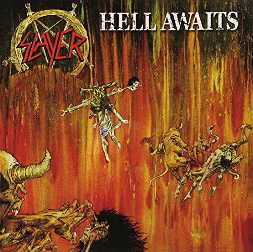 CD : Slayer - Hell Awaits (CD)