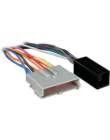 Vehicle Audio & Video Installation Radio Wiring Harnesses ... on