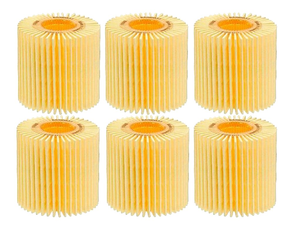 CH9972 Full-Flow Lube Cartridge Filter - Pack of 6