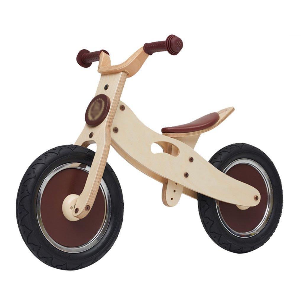 人気商品は スライディングカーウォーカー子供スクーター木製ベビー無ペダル自転車キッズおもちゃダブルホイール2-6歳 B07FYYSK6V Beige Beige Beige, ヤスカウネット24:559e830c --- a0267596.xsph.ru