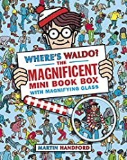 Where's Waldo? the Magnificent Mini Boxed
