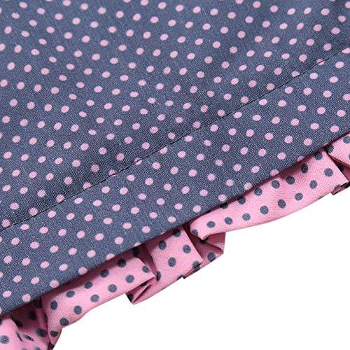 Formato Pink Pezzi Dirndl Gonna Dirndl Oktoberfest Kuulee 34 Vestito 42 Grey 3 Camicia q7Twx6n8