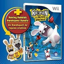 Rayman Raving Rabbids with Figurine