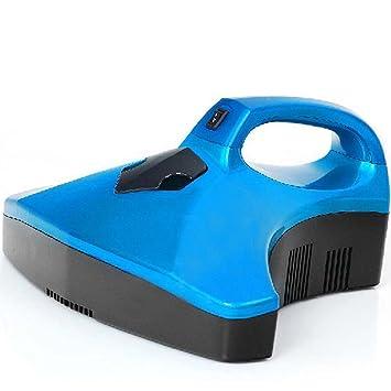 ... Succión Doble Potente Elimina ácaros Controlador de ácaros del Polvo, Chinches y Alérgenos para colchones, Almohadas (Color : Azul): Amazon.es: Hogar