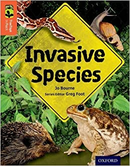 Oxford Reading Tree TreeTops inFact: Level 13: Invasive Species by Jo Bourne (2015-03-26)