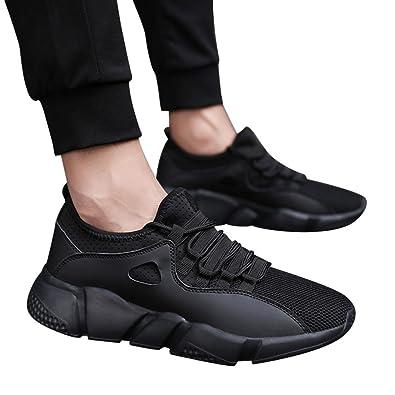 bc6134ab2484fc Sportschuhe Mode Turnschuhe Sneaker Herren Hausschuhe Mesh Sneaker Sport  Shoes Atmungsaktiv Freizeitschuhe Laufschuhe Mesh Gym Schuhe