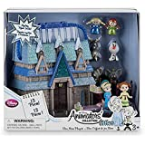 Official Disney Elsa Micro Playset, Disney Animators 'Collection Littles