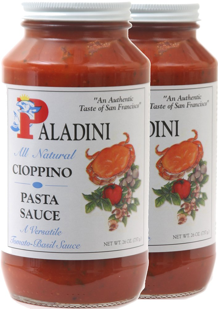 Paladini All-Natural Cioppino Pasta Sauce, 26 oz., 2 bottles