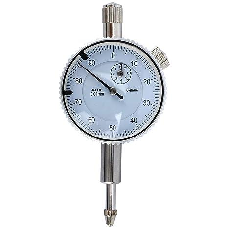 FreeTec - Cadena de impuestos Manivela onda Soporte Reloj comparador Herramientas Herramientas de ajuste de motor para Audi, VW, 1.2 1.4 1.6 FSI Tfsi TSI, ...