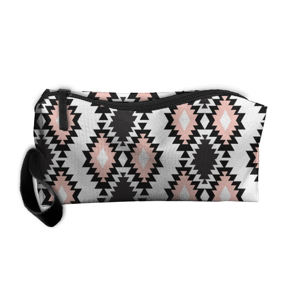 hot sale 2017 Vvdfedsee Pink And Black Tribal Multifunction Handle Toiletry  Bag Portable Buggy Bag Travel 3ffeb8d4f9
