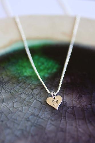 Amazon sisters jewelry big sister gift big sis gift sisters jewelry big sister gift big sis gift for big sister sister negle Gallery