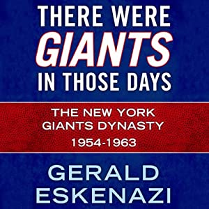 There Were Giants in Those Days Audiobook
