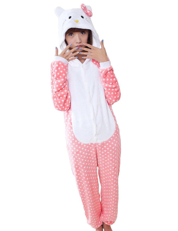OXKING Adult Halloween Cosply Animal Onesie Sleepwear Kigurumi Pajamas