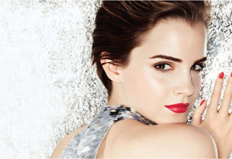 "Emma Watson Poster 13x19/"" Wall Decoration Poster Color Print"