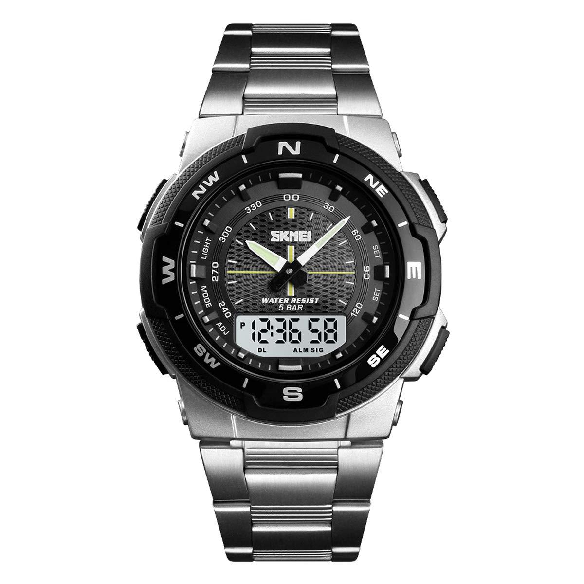 Reloj Tywskmei1370 BlackAmazon Para esRelojes Loluka c3TJlF1K