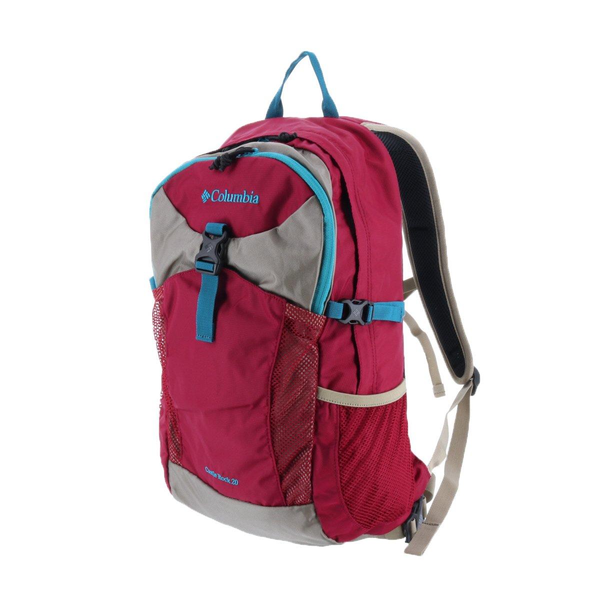 (コロンビア) Columbia リュックサック デイパック [Castle Rock 20L Backpack II] B07CKRSZJX 5.ポムグラネイト 5.ポムグラネイト