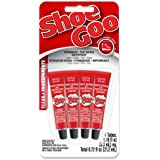 Shoe Goo 5510110 Mini Adhesive (4 Pack) 0.18 fl. oz.