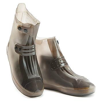 bae4861f1b3 Lixada Couvre-Chaussure Imperméable en Plein Air Equitation Couvre- Chaussures MTB VTT Unisexe Couvre