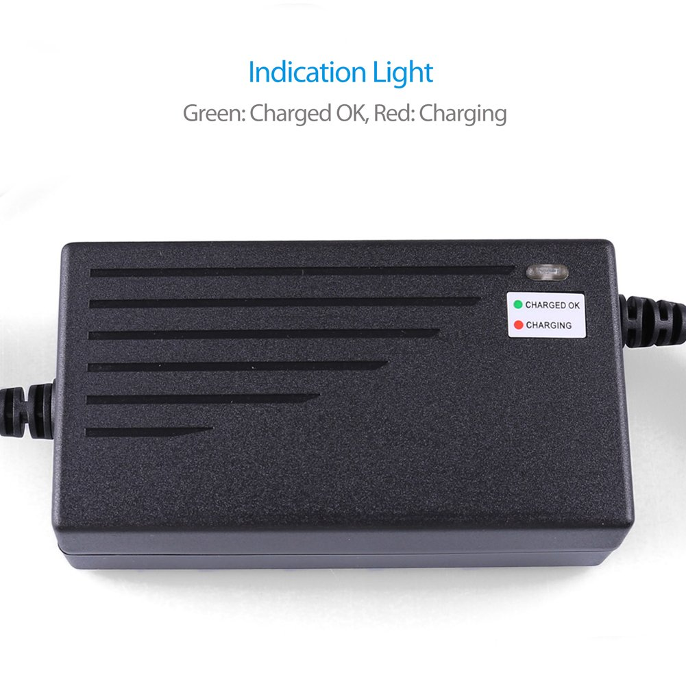 Lotfancy 24v 2a Scooter Battery Charger For Jazzy Power Schwinn S350 Wiring Diagram Chair Pride Hoveround Mobility S300 S400 S500 S650 Ezip 400 500 650 750