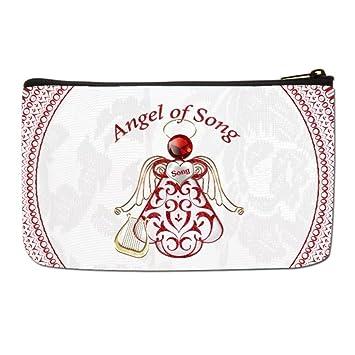 d6a09d34386a Amazon.com : Lgtbg Makeup Travel Case Angelic Best Travel Makeup Bag ...