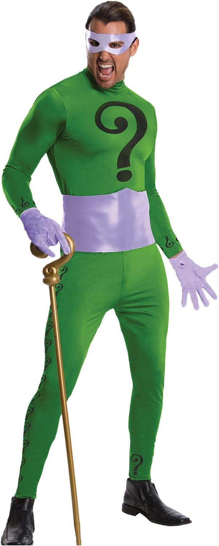The Riddler Mens Costume
